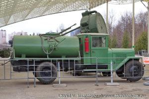 Топливозаправщик БЗ-43 в Музее на Поклонной горе