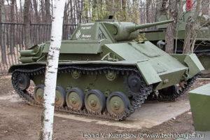 Танк Т-70Б в Музее на Поклонной горе