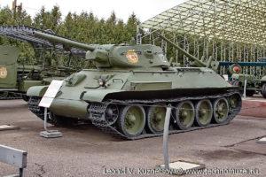 Танк Т-34-76 в Музее на Поклонной горе
