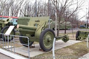 Гаубица М-30 в Музее на Поклонной горе