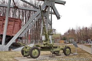 Зенитная пушка 61-К АЗП-39 в Музее на Поклонной горе
