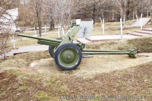 Пушка 53-К в Музее на Поклонной горе