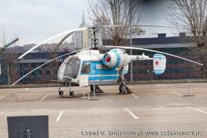 Многоцелевой вертолет Ка-26ЛЛ в Музее на Поклонной горе