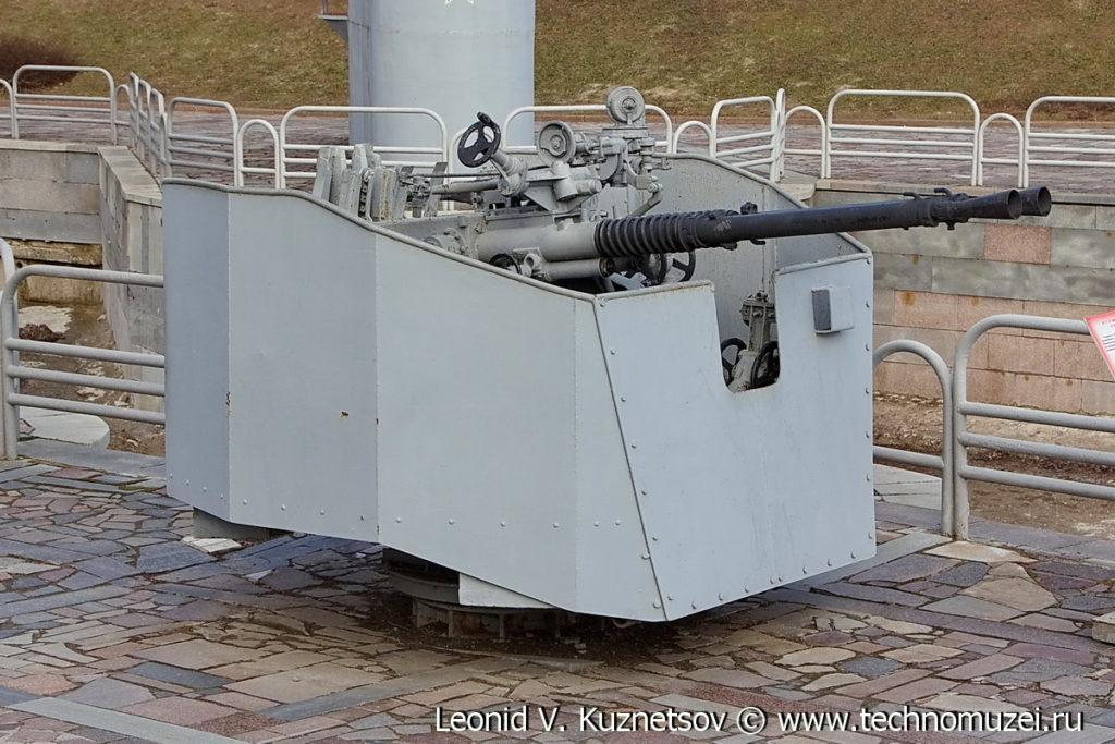 Зенитная установка В-11 в Музее на Поклонной горе