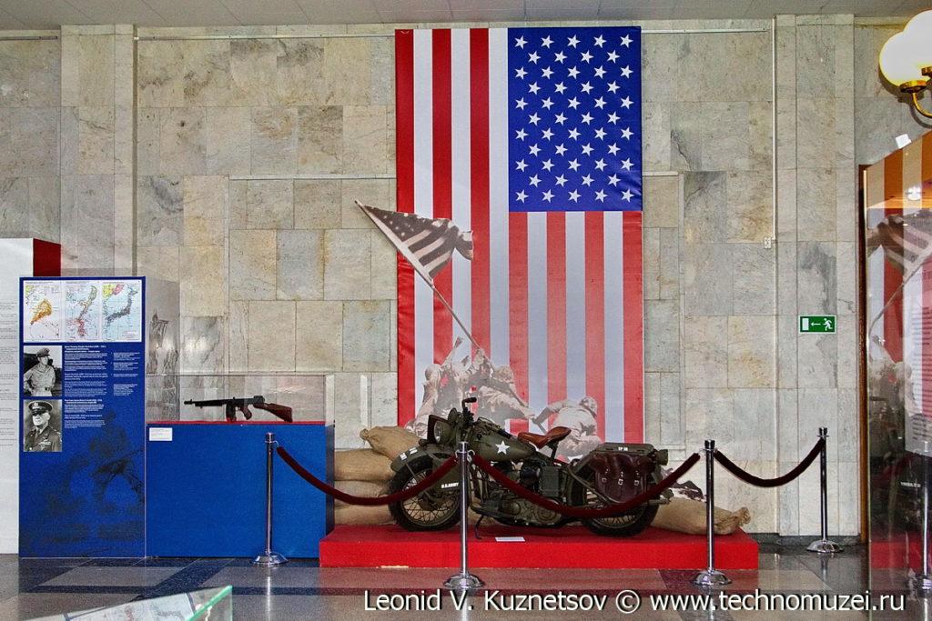 """Выставка """"Разгром милитаристской Японии"""" в Музее на Поклонной горе"""