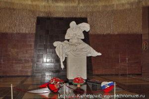 Зал памяти и скорби в Музее на Поклонной горе