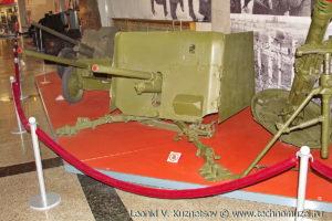 Английская пушка Mk IX в Музее на Поклонной горе