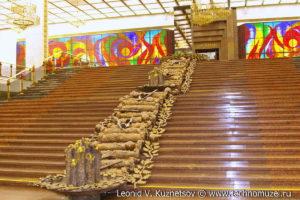 Зал Полководцев в Музее на Поклонной горе