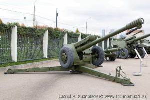 Гаубица Д-30 в Музее на Поклонной горе