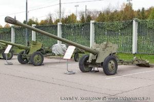 Пушка Д-48Н в Музее на Поклонной горе