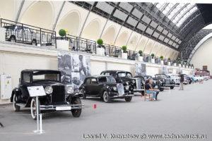 Выставка достижений отечественного и зарубежного автопрома 2015 на ВДНХ