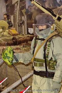 """Саперный прибор ИНВУ-3М на выставке """"Операция в Сирии"""" в парке Патриот"""