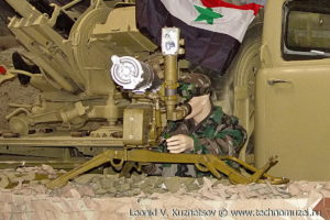 """Противотанковый ракетный комплекс 9П135 Фагот на выставке """"Операция в Сирии"""" в парке Патриот"""