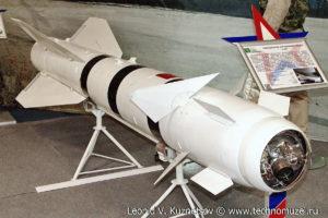 """Авиационная управляемая ракета Х-29Т на выставке """"Операция в Сирии"""" в парке Патриот"""