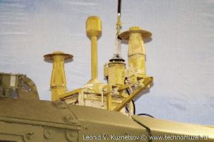 """Комплекс """"Лесочек"""" для обезвреживания радиоуправляемых мин на выставке """"Операция в Сирии"""" в парке Патриот"""
