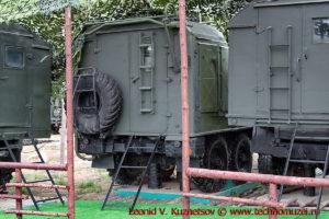Радиостанция Р-140 Береза в парке Патриот