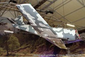Учебно-тренировочный самолет Як-52 в парке Патриот