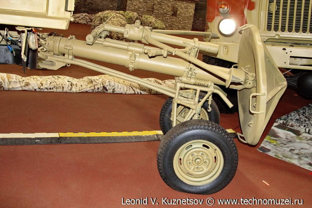 120-мм миномет 2Б11 в парке Патриот