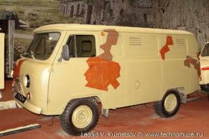 УАЗ-452 в парке Патриот