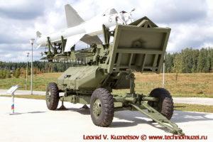 Ракета В-300 зенитного комплекса С-25 Беркут в парке Патриот