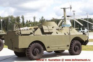Машина химической разведки БРДМ-2РХБ в парке Патриот