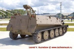Машина химической разведки РХМ-2С в парке Патриот