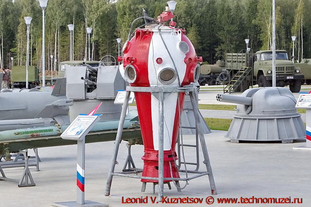Наблюдательная камера НК-300 в парке Патриот