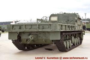 Гусеничный транспортер МТ-Т Эней Изделие 429АМ в парке Патриот