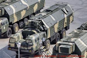 Агрегат 15В179 комплекса Тополь в парке Патриот