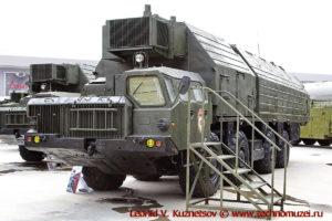 Агрегат 15В148 МОБД комплекса Тополь в парке Патриот
