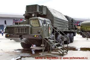 Агрегат 15В75 комплекса Тополь в парке Патриот