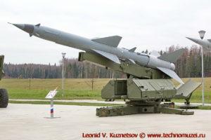 Зенитный комплекс С-75М Волхов в парке Патриот