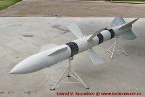 Управляемая ракета Р-27Р (К-27) в парке Патриот