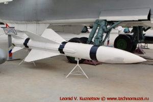Управляемая ракета Х-85У Изделие Д-7 в парке Патриот
