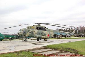 Многоцелевой вертолет Ми-8МТ Изделие 88 в парке Патриот