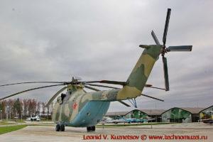 Многоцелевой транспортный вертолет Ми-26 в парке Патриот