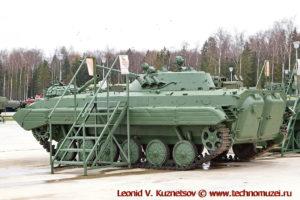 Боевая машина пехоты БМП-2 Объект 675 в парке Патриот