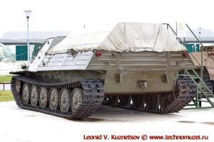 Дегазационная машина ДКВ-1С в парке Патриот