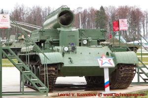 Бронированный ремонтный тягач БТС-4А в парке Патриот