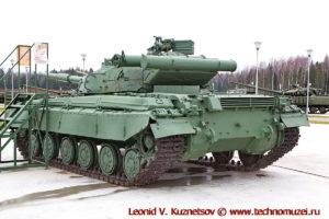 Танк Т-64Б в парке Патриот
