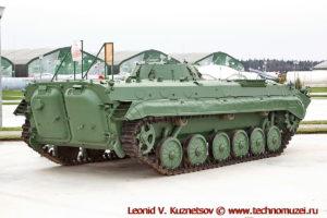 Боевая машина пехоты БМП-1 в парке Патриот