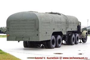 Топливозаправщик ТЗ-22 в парке Патриот