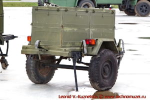 Мотонасосная установка МНУМ-14 в парке Патриот