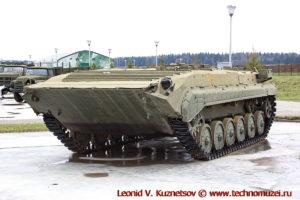 Бронированный топливозаправщик БТЗ-3 в парке Патриот