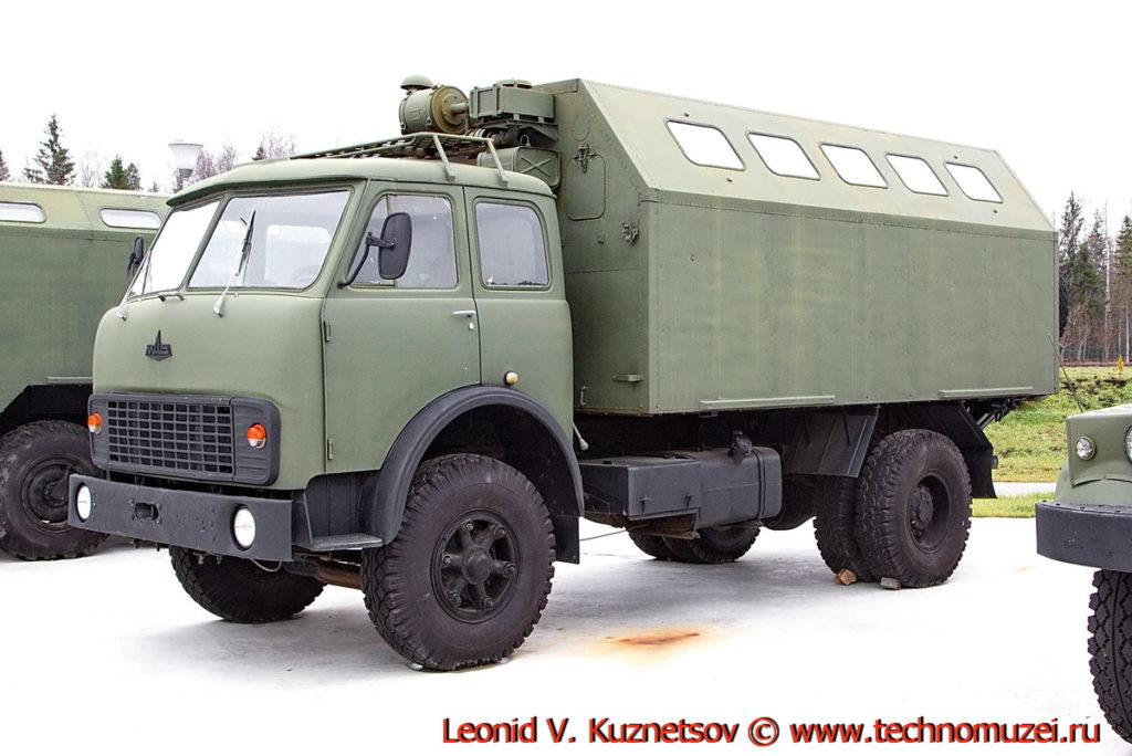 Мастерская МР-1 (ММ-3) в парке Патриот
