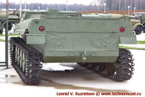 Гусеничный транспортер ГТ-СМ-1Д (ГАЗ-71) в парке Патриот