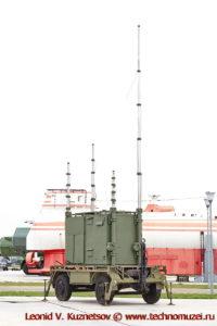 Автоматизированная станция постановки помех Р-330Ж Житель в парке Патриот