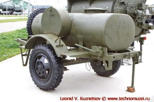Прицеп-цистерна ЦВ-1,2