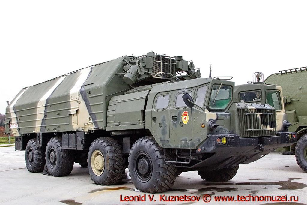 Агрегат 15В167 комплекса Тополь в парке Патриот