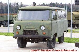 Автомобиль УАЗ-452В в парке Патриот